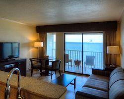Tampa St Petersburg- LODGING excursion-Sailport Waterfront Suites on Tampa Bay-1 Bedroom Suite