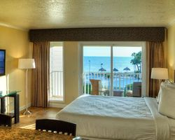 Tampa St Petersburg- LODGING travel-Sailport Waterfront Suites on Tampa Bay-1 Bedroom Suite