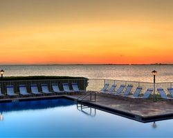 Tampa St Petersburg- LODGING trek-Sailport Waterfront Suites on Tampa Bay-1 Bedroom Suite