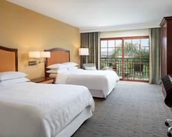 San Diego- LODGING trip-Sheraton Carlsbad Resort Spa