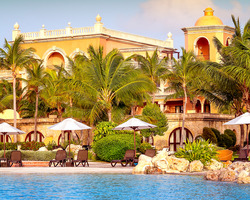 Punta Cana-Lodging expedition-Sanctuary Cap Cana-Castle Junior Suite Oceanfront All Inclusive - Double Occupancy