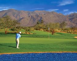 Tucson- GOLF tour-Saddlebrooke Ranch Golf Club