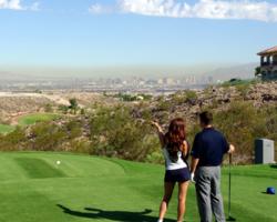 Las Vegas-Golf excursion-Rio Secco Golf Club-Daily Rate