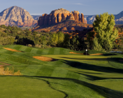 Golf Vacation Package - Sedona Golf Resort