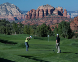 Phoenix Scottsdale-Golf trip-Sedona Golf Resort-Daily Rate