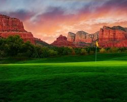 Phoenix Scottsdale-Golf outing-Sedona Golf Resort-Daily Rate