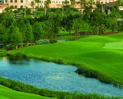 Orlando-Golf trek-Shingle Creek Golf Club