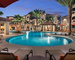 Phoenix Scottsdale-Lodging travel-The Villas at San Milan