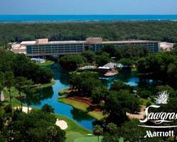 Jacksonville St Augustine-Lodging trip-Sawgrass Marriott Golf Resort Spa-1 Bedroom Villa Suite