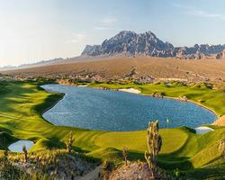 Las Vegas-Golf trek-Las Vegas Paiute - Snow Mountain-Daily Rate