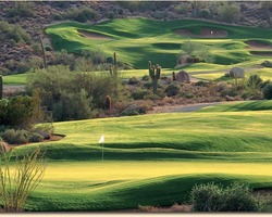 Ftn Hills-Sonoran Golf Trail- GOLF travel-SunRidge Canyon Golf Club