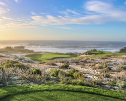 Monterey- GOLF travel-Spyglass Hill reg Golf Course-Daily Rate
