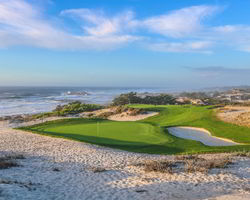Monterey- GOLF tour-Spyglass Hill reg Golf Course