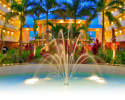 Tampa St Petersburg-Lodging tour-Sunset Vistas Beachfront Suites-2 Bedroom Suite