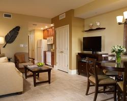 Orlando-Lodging trek-Sheraton Vistana Villages-1 Bedroom 1 Bath Villa