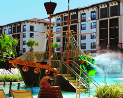 Orlando-Lodging weekend-Sheraton Vistana Villages-1 Bedroom 1 Bath Villa