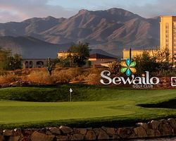 Golf Vacation Package - Sewailo Golf Club