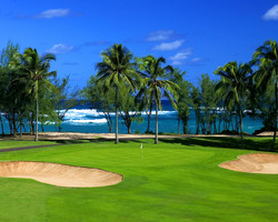 Golf Vacation Package - Turtle Bay - Fazio