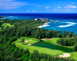 Oahu-Golf weekend-Turtle Bay - Palmer