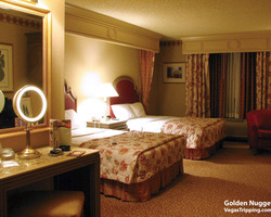 Las Vegas- LODGING excursion-Golden Nugget Hotel And Casino-Carson Tower