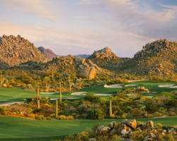 Golf Vacation Package - Troon North - Pinnacle