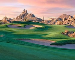 Phoenix Scottsdale- GOLF expedition-Troon North - Pinnacle