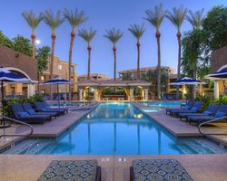 Phoenix Scottsdale- LODGING weekend-Villas at T P C Scottsdale