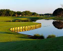 Golf Vacation Package - Eagle Trace Golf Club