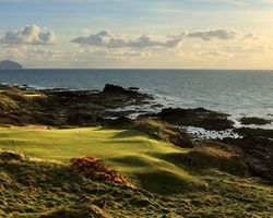 Golf Vacation Package - Trump Turnberry - King Robert the Bruce