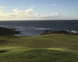 Ayrshire amp West-Golf tour-Turnberry - King Robert the Bruce
