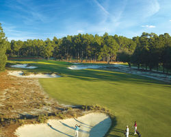 Golf Vacation Package - Pinehurst No. 2