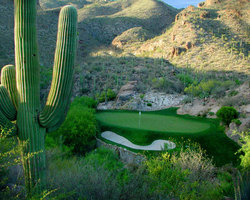 Tucson-Golf trek-Ventana Canyon Golf Resort - Mountain Course-Daily Rate