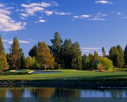 Central Oregon-Golf holiday-Sunriver Resort - Woodlands Course
