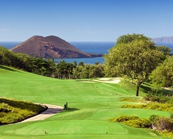 Maui-Golf excursion-Wailea - Emerald Course-Green Fee including cart