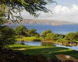 Maui-Golf tour-Wailea - Emerald Course