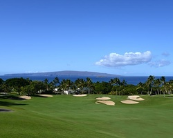 Maui-Golf expedition-Wailea - Emerald Course-Green Fee including cart