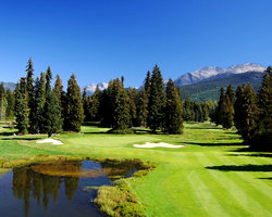 Golf Vacation Package - Whistler Golf Club - Palmer Course