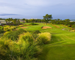 Golf Vacation Package - Wailea - Old Blue Course