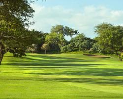 Maui-Golf holiday-Wailea - Old Blue Course-Green Fee incl Cart