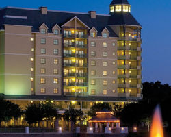 Jacksonville St Augustine- LODGING vacation-Renaissance Resort at World Golf Village-Standard Hotel