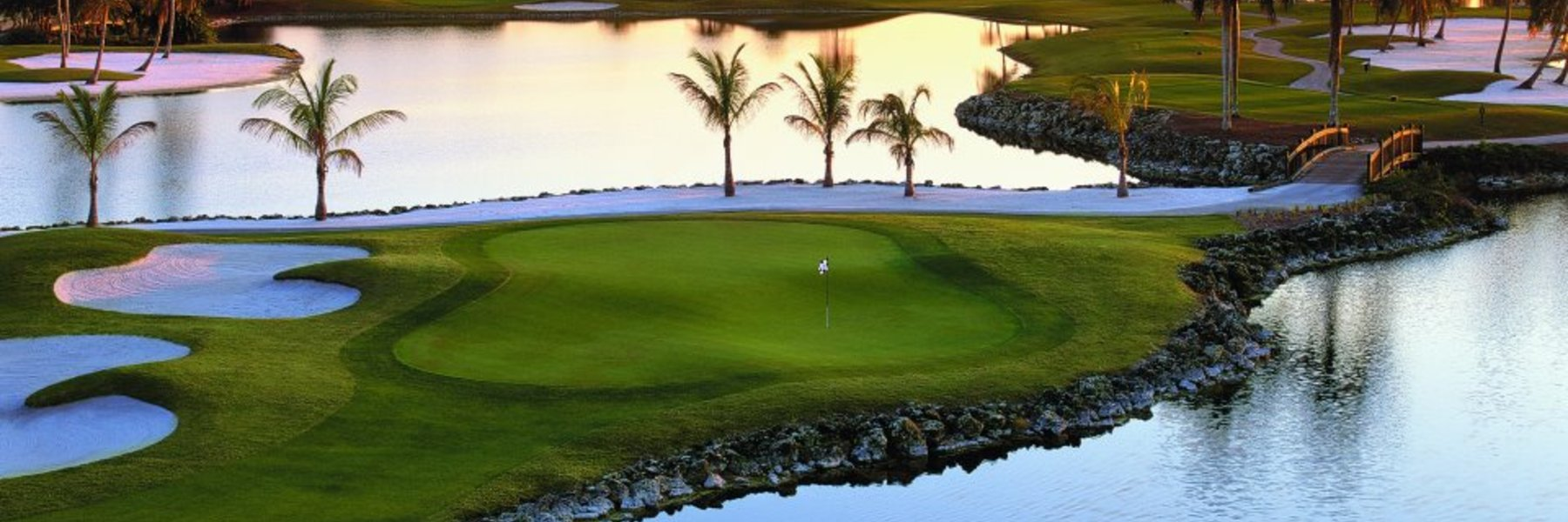 Golf Vacation Package - Naples Upscale Resort Late Fall Package $186 per day!