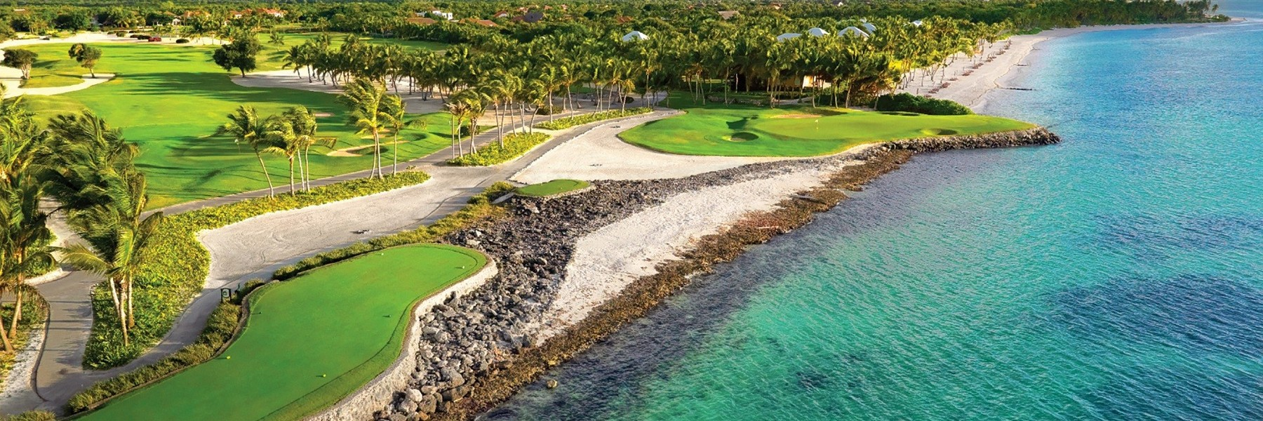 Golf Vacation Package - Great Deal in Cap Cana!  AlSol Luxury Village All-Inclusive + Spectacular Golf for $394 per day!