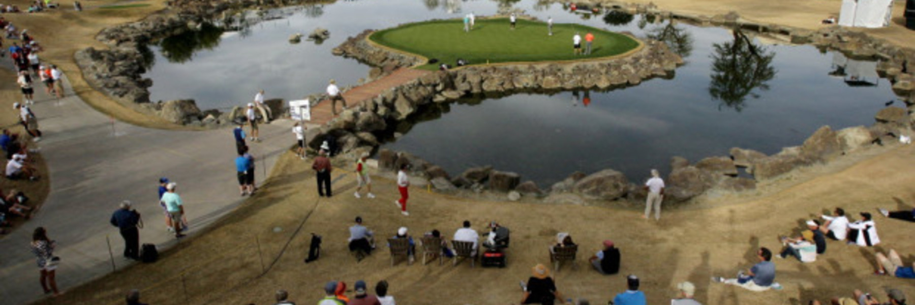 Golf Vacation Package - PGA West - TPC Stadium Course