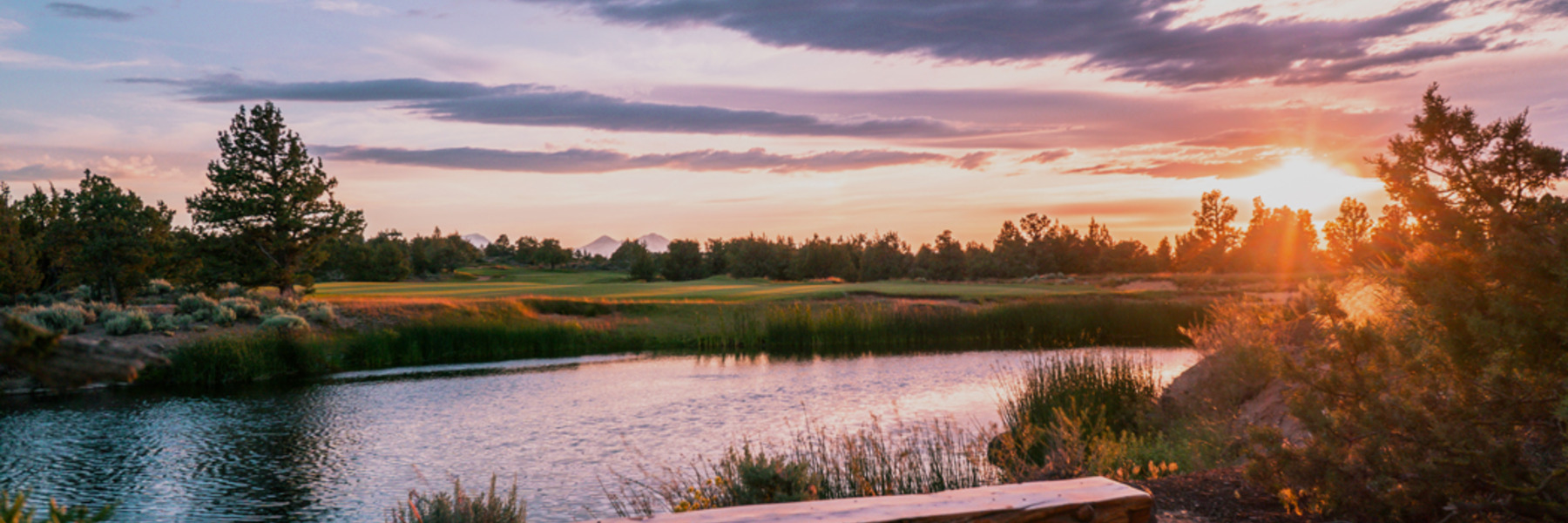 Golf Vacation Package - Pronghorn