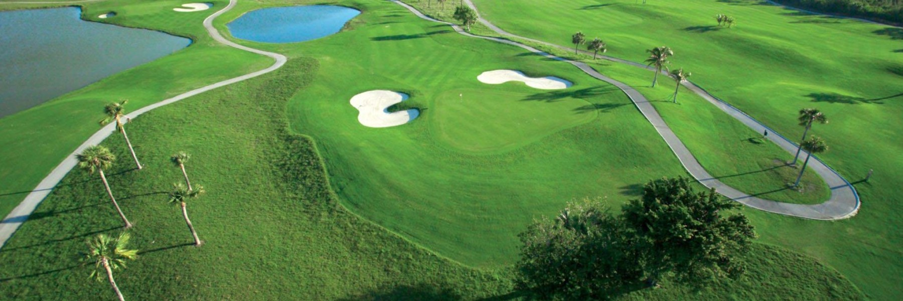 Golf Vacation Package - The Reef Course
