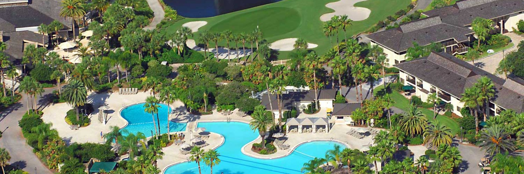 Golf Vacation Package - Saddlebrook Resort Golf Getaway - from $199.00 per person/per day!