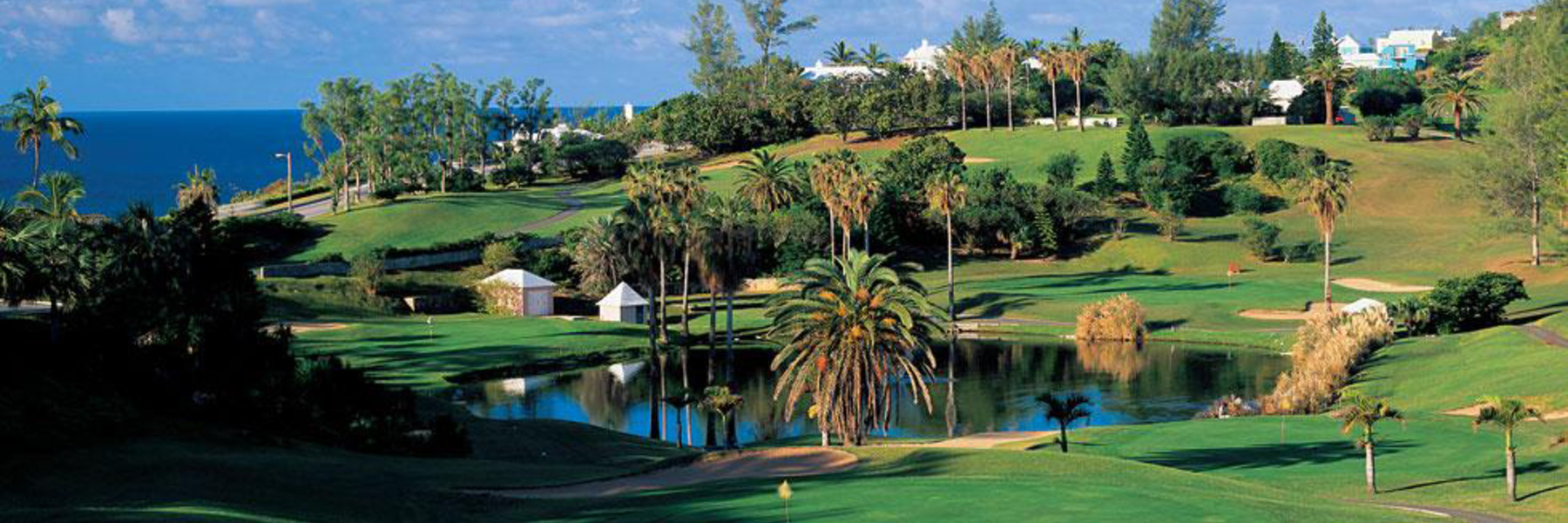 Golf Vacation Package - Turtle Hill Golf Club at Fairmont Southampton