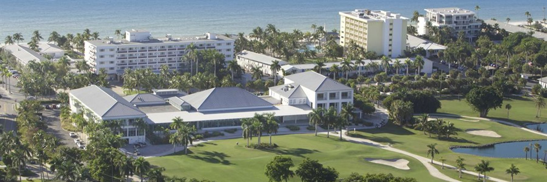 Golf Vacation Package - Warm Up at Naples Beach Hotel & Club Golf Getaway for  $494.00 per day!
