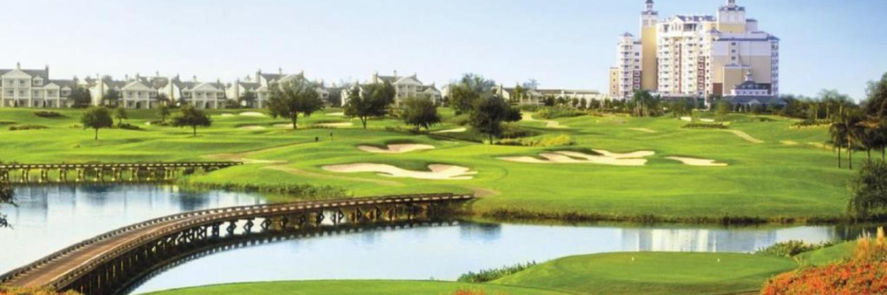 "Golf Vacation Package - Reunion Golf Resort ""UNLIMITED GOLF"" Stay & Play for $268 per day!"