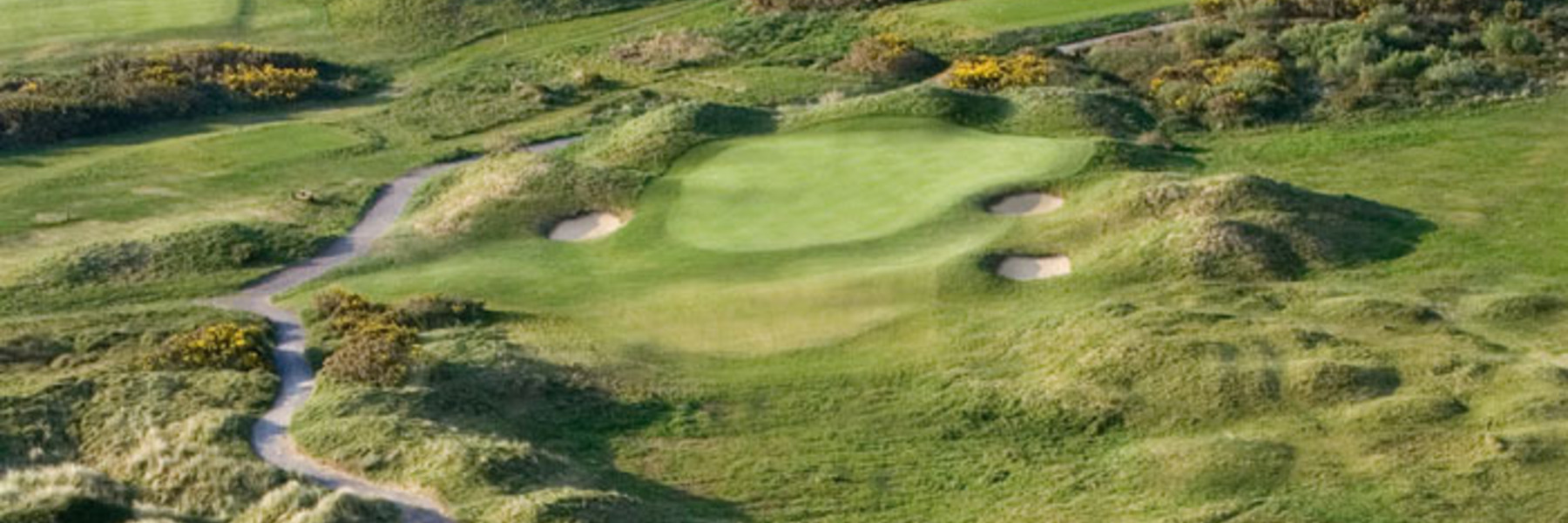 Golf Vacation Package - South West Ireland - Prime time. Prime Courses. Prime Hotels. 6 Nights/5 Rounds + Car for $2039!